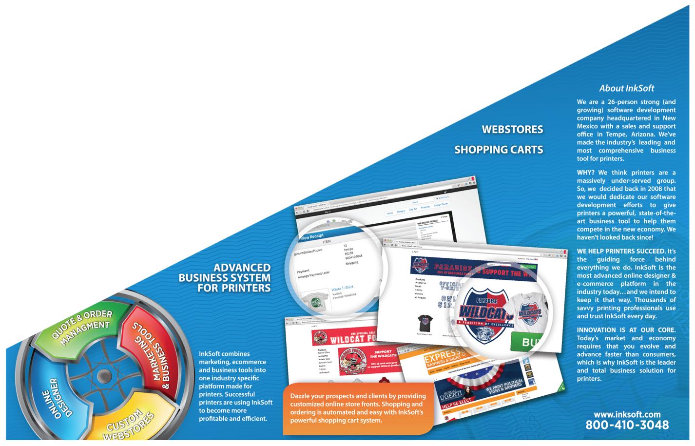 InkSoft brochure